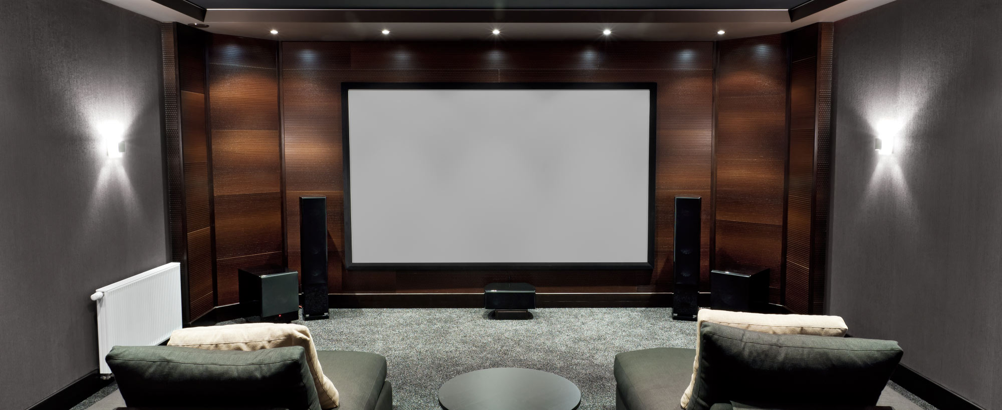 Home Theater In Wall Wiring Conduit Free Diagram For You Entertainment Theatre Installation Cbl Telecom Stereo Solutions